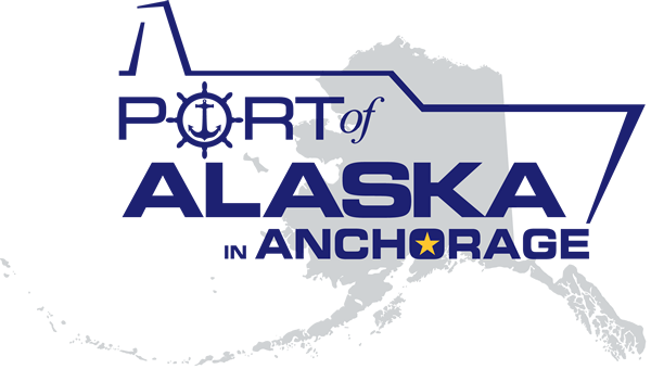 Port of Alaska in Anchorage