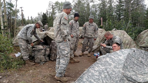 Logistical-support soldiers enabled Army to hold biggest Alaska training exercise in years