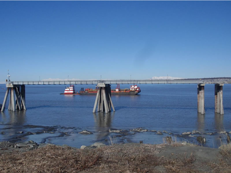 Army Corps continues legacy of dredging at Port of Alaska