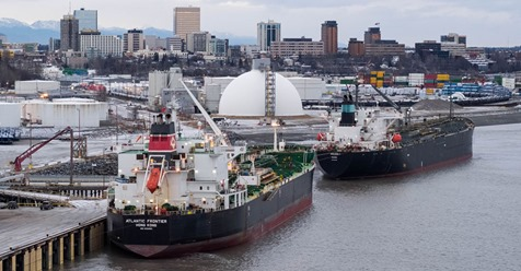 Anchorage lands $25M grant for construction of cement and petroleum terminal at port