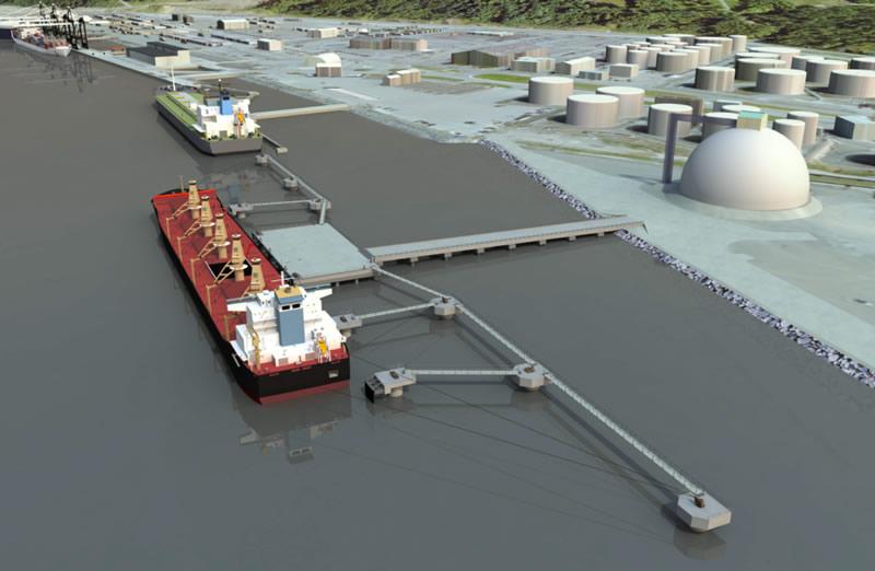 Feds give Anchorage $20 million for Port of Alaska