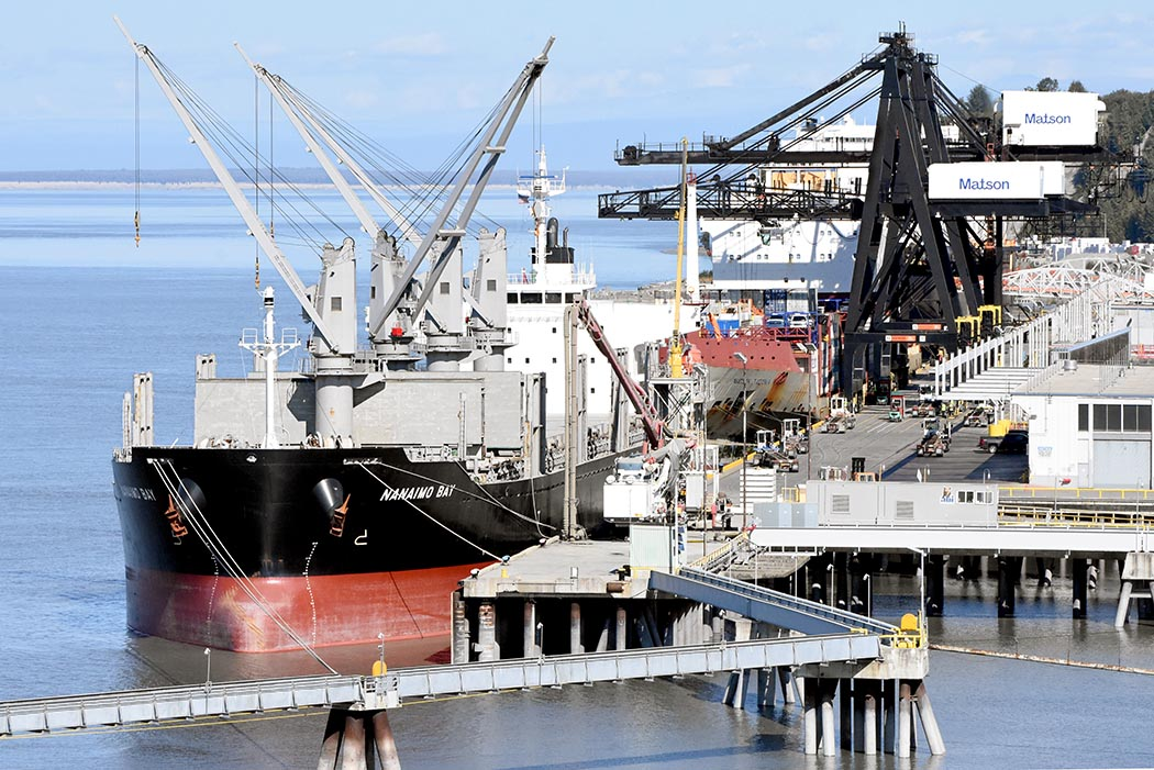 Commentary: Port of Alaska's resiliency puzzle