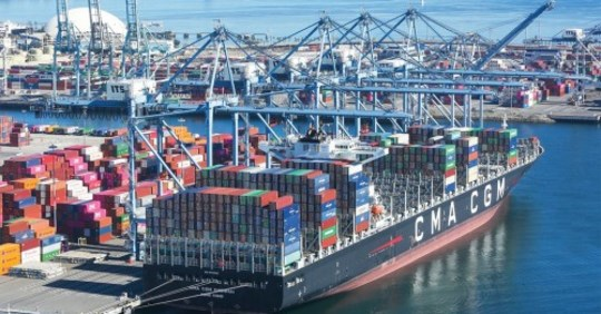 Maritime Administration announces more than $280 million in grants for US ports