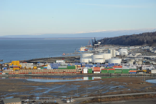 Another bump in federal cash coming to the corroding Port of Alaska