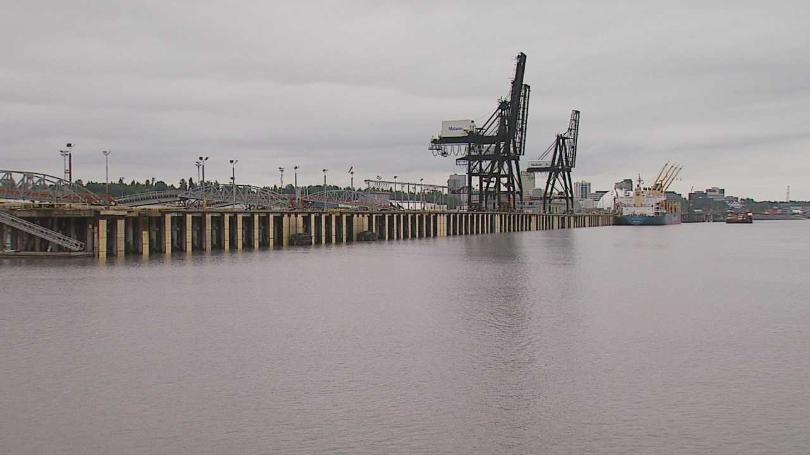 Port of Anchorage at risk of collapsing into Cook Inlet