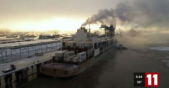Frontiers: Shipments continue arriving in Alaska market despite COVID-19