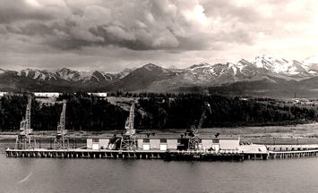 Alaska's Main Port Needs A Makeover
