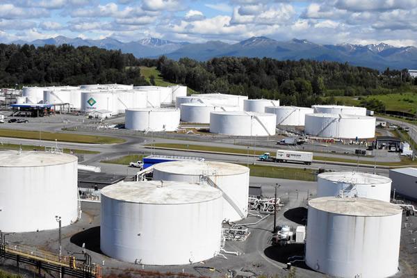 Tesoro Must Sell Anchorage Port Terminal